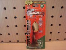 Joes Flies Super Striker 1/4 oz Little Rainbow Trout NEW