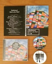 RADIOHEAD HAIL TO THE THIEF KOREAN CD + NOTEBOOK PLUS 2 BADGES