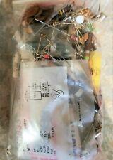 Assorted Misc. Electronic Components - ~1 lb. Grab Bag - Diy Assortment