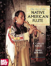 'The Art of the Native American Flute' Instruction Book, 96718