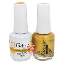 GELIXIR Soak Off Gel Polish Duo Set (Gel + Matching Lacquer) - 092