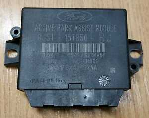GENUINE FORD KUGA MK2 PDC FRONT REAR PARKING MODULE GJ5T-15T850-BJ 2016 - 2019