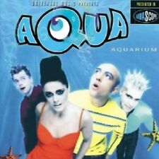 AQUA - AQUARIUM  CD  11 TRACKS POP / SOUL / MOTOWN  NEW!
