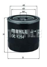 MAHLE Ölfilter OC 1254 Anschraubfilter für KIA HYUNDAI EL LM XD ELH JC SORENTO 1