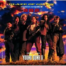 JON BON JOVI: BLAZE OF GLORY YOUNG GUNS II 2 ORIGINAL FILM SOUNDTRACK CD NEW