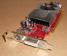 ATI Radeon 109-B27631-00 256Mb PCI-E video card DMS-59 Low Profile card