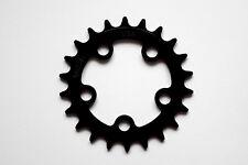 Vuelta made in usa cadenas hoja chainring Compact plata 58 mm 22 Z nos