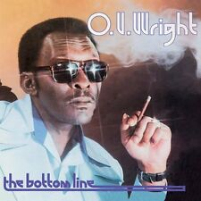 O.V. Wright, Ov Wright - Bottom Line [New CD]
