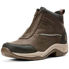 Ariat Telluride Womens Zip H20 Waterproof Boots - Dark Brown