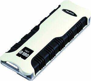 TAJIMA Drywall Rasp - 7 inch Combination Sheetrock Tool w/ Bi-Directional Teeth
