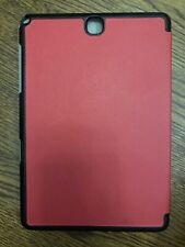 Samsung Galaxy Tab A 9.7 Case - Magnetic - Red