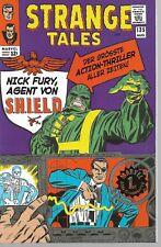Marvel Comic - Strange Tales - Limitierte GOLD Edition  Marvel Verlag deutsch