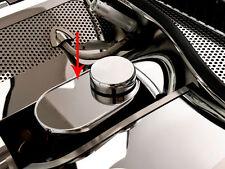 C6 Corvette 2005-2013 Master Brake Cylinder Cover w/ Cap - Polished 2005-2008