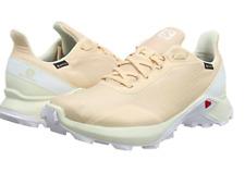 SALOMON Women's Alphacross GTX Gore-Tex W Trail Running Shoes UK5 EU 38