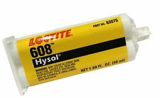 Loctite 398455 Clear Hysol 608 Two Part Epoxy Adhesive Base And Accelerator