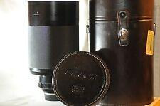 Nikon Reflex Nikkor 500mm f/5 50cm Mirror lens Nippon Kogaku for F2AS FM2N F3 F5