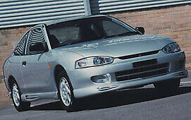 CE Lancer Coupe Side Skirts (10/1999 - 6/2001) suits Mitsubishi R/T Bodykit