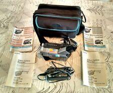 Sony CCD-TR717E PAL VideoHi8 Handycam Camcorder  Camara grabadora cintas Vintage