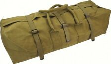 NEW Highlander Outdoor Army Military Essentails Rope Handle Tool Duffle Bag TB04