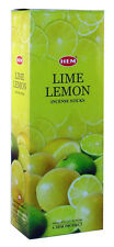 Hem Best Seller Lemon & Lime Incense Sticks 120-Stick Free Shipping