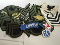 WW2 and US Navy patches and pin lot of 24