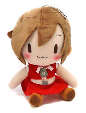 NEW Sega Vocaloid Hatsune Miku Meiko Fuwafuwa Plush Keychain 13cm SEGA1010355 US