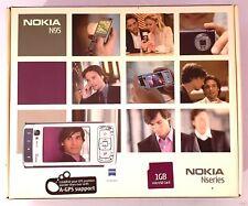 Vintage 2007 N Series NOKIA N95 Smartphone Mobile Phone with Box & Accessories