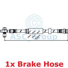 Apec BRAKING 617mm Bremsscheiben Bremssattel Flexible Gummi Schlauch HOS3944