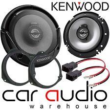 Vauxhall Astra H MK5 17cm KENWOOD 600 Watts Front Door Car Speakers & Brackets
