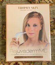 Trophy Skin RejuvadermMd Profession-Grade Home Reducer Microdermabrasion System