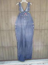 Overalls Dickies Mens Denim Blue Jean 48 x 32 Never Worn No Tags Work Wear