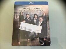 VIGILADOS: PERSON OF INTEREST (SERIE COMPLETA) EN BLU-RAY (5 TEMPORADAS)