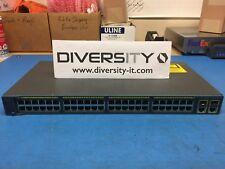 Cisco Catalyst 2960 Plus Series WS-C2960+48TC-L 48-Port Switch