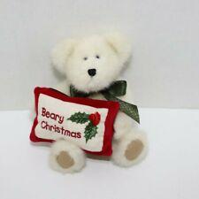The Boyds Collection Plush Bears - Gladys Tidings (Christmas)