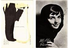 CPA Millie Perkins FILM STAR (547663)
