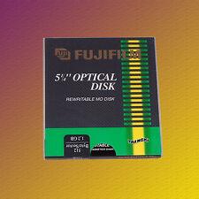 "Fuji 5,25"" MO Disk, 1,2 GB Formatted, Data Cartridge Datenkassette, NEU & OVP"