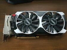 MSI GeForce GTX 960 4GD5T OC (4096 MB) (V320-044R) Grafikkarte