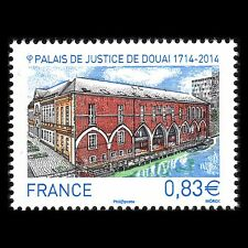 France 2014 - 300th Anniv Palais de Justice Architecture Building - Sc 4694 Mnh