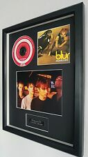 Blur-Parklife-Original CD-Plaque-Certificate-Luxury Box Framed-Limited Edition