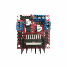 L298N Dual H Bridge DC Stepper Motor Drive Controller Shield Module for Arduino