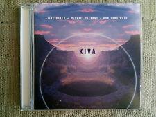 Steve Roach / Michael Stearns / Ron Sunsinger – Kiva - CD