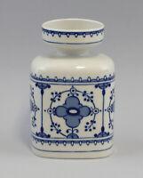 99840569 Porzellan Vase Blaudekor Lichte Thüringen