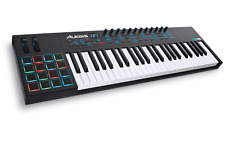 ALESIS VI49 Advanced 49-Key USB/MIDI Keyboard Controller
