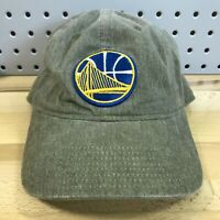 Golden State Warriors NBA Mitchell & Ness Unstructured Hat EUC Low Profile Cap