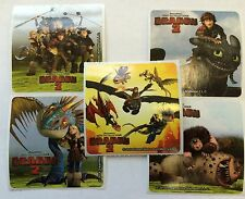 15 How To Train Your Dragon 2 Stickers Party Favors Teacher Supply