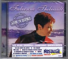 CD NEUF FABIENNE THIBEAULT MADE IN QUEBEC