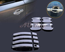 Chrome Door Handle Cover + Cup Bowl combo for Buick Holden Regal Chevrolet Cruze