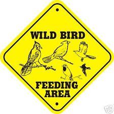 Wild bird Xing Sign