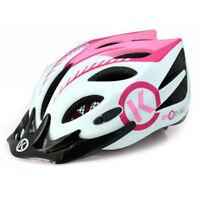 BYK Kids Bike Bicycle Helmet PINK Sized 50 - 55cm