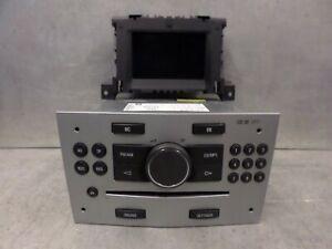 Vauxhall Astra H Mk5 CD30 Radio Mp3 Stereo Headunit With Display Screen 13255554